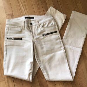 JOES JEANS Double zipper jeans